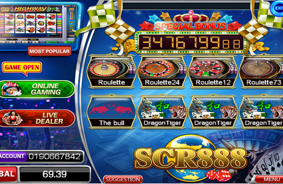 Make More Money From Scr 888 Free Download At Mas1788 Casino