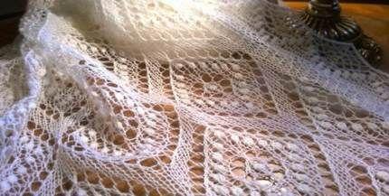Knitting Lace Estonian 70 Ideas For 2019   Lace knitting ...