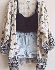 outfit vintage tumblr verano - Buscar con Google