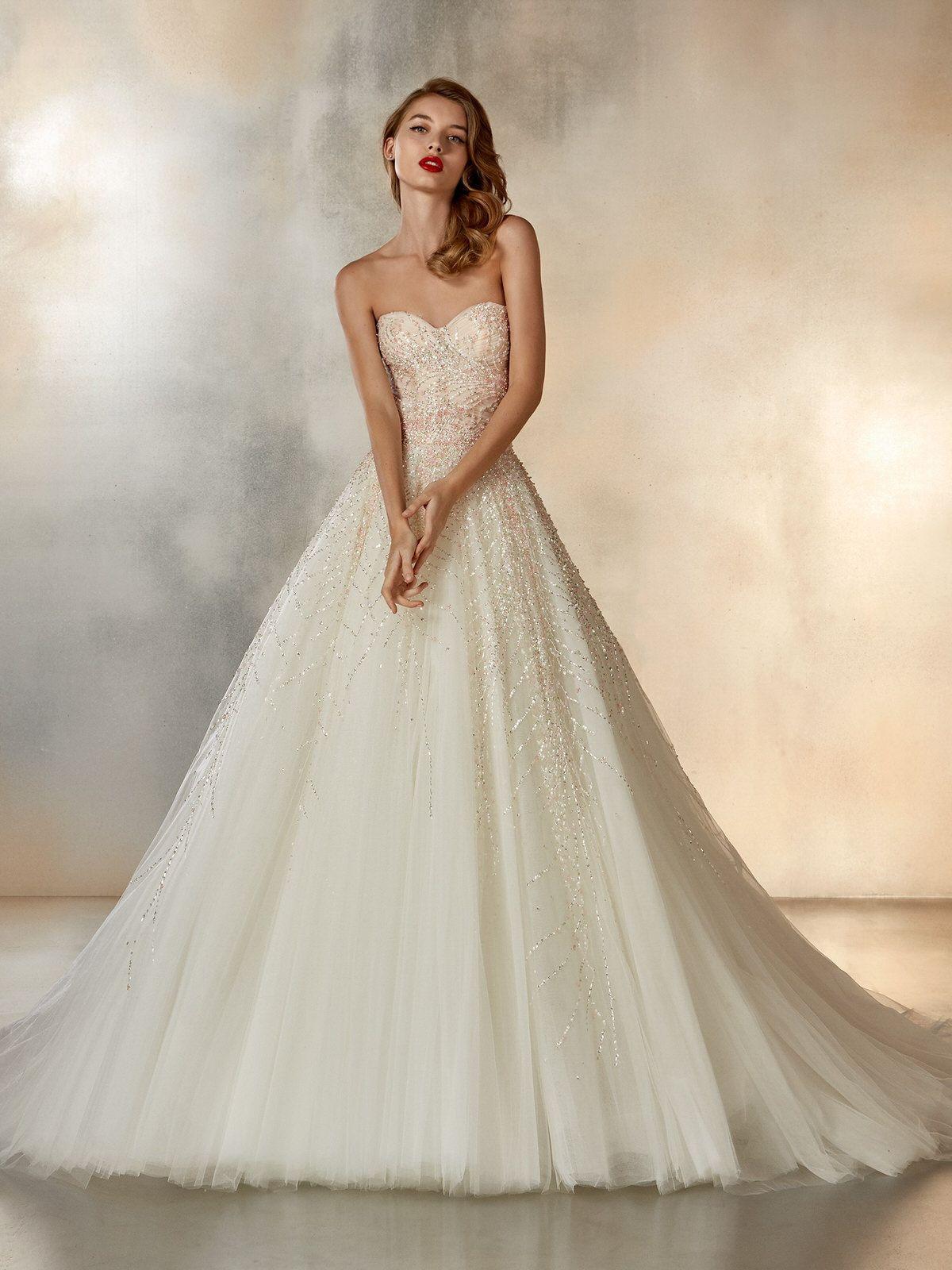 Vestidos para madrina de bodas bogota