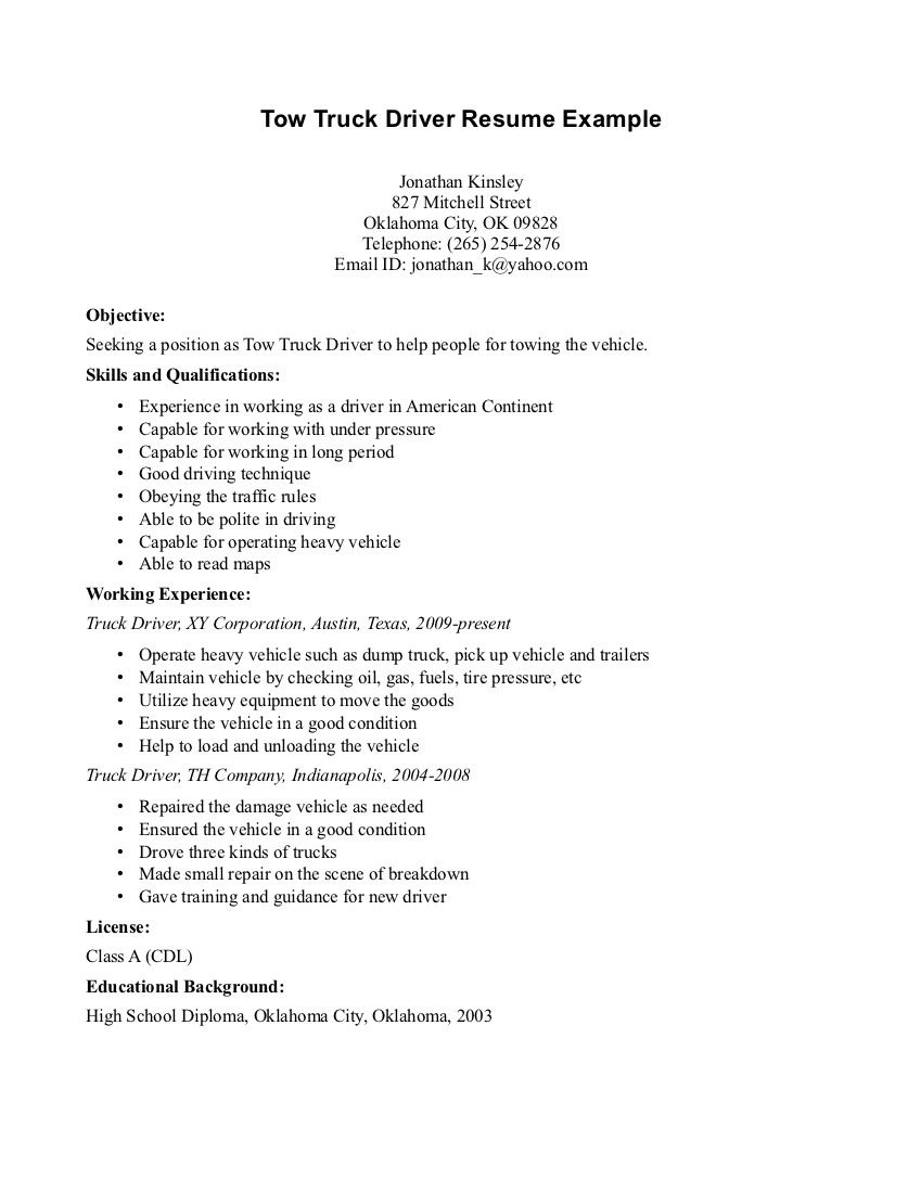 Atg Developer Sample Resume For Material Handler Critical Application  Letter Fresh Graduate Marine Engineering Truck Driver  Delivery Driver Resume