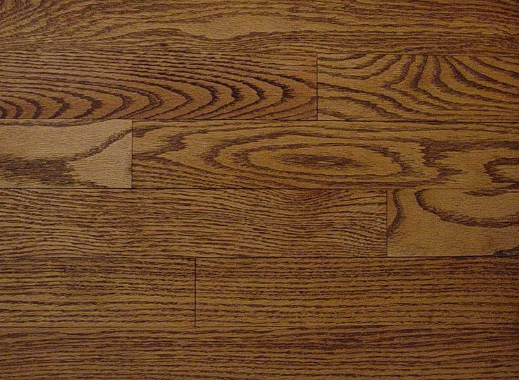 Red oak with special walnut stain hardwood floors for Wood flooring specials