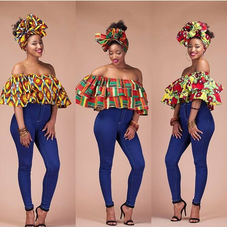 Epingle Sur African Fashion