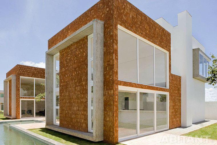 Идея расположения фасадных окон