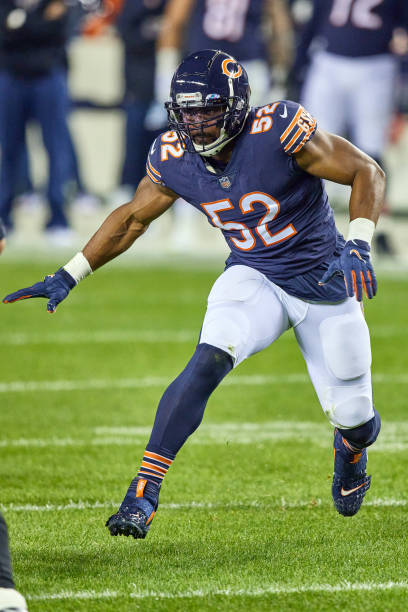 Khalil Mack Photos Pictures And Photos Getty Images Nfl Football Art Espn College Football Chicago Bears Football