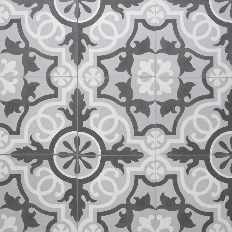 Cement Tiles Are An Ingenious Combination Of Cement