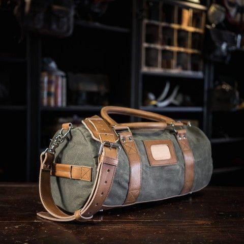 9f2ce518f2f Elkton Small Canvas Gym Bag   Duffle Quest   Pinterest   Bag, Duffle ...
