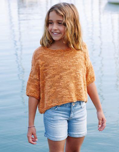 Revista Niños 73 Primavera / Verano | 40: Niños Jersey | Naranja