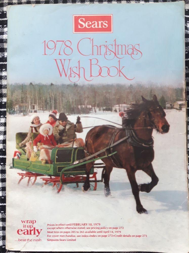 Sears Wish Book Christmas Catalog 1978 Star Wars Stretch