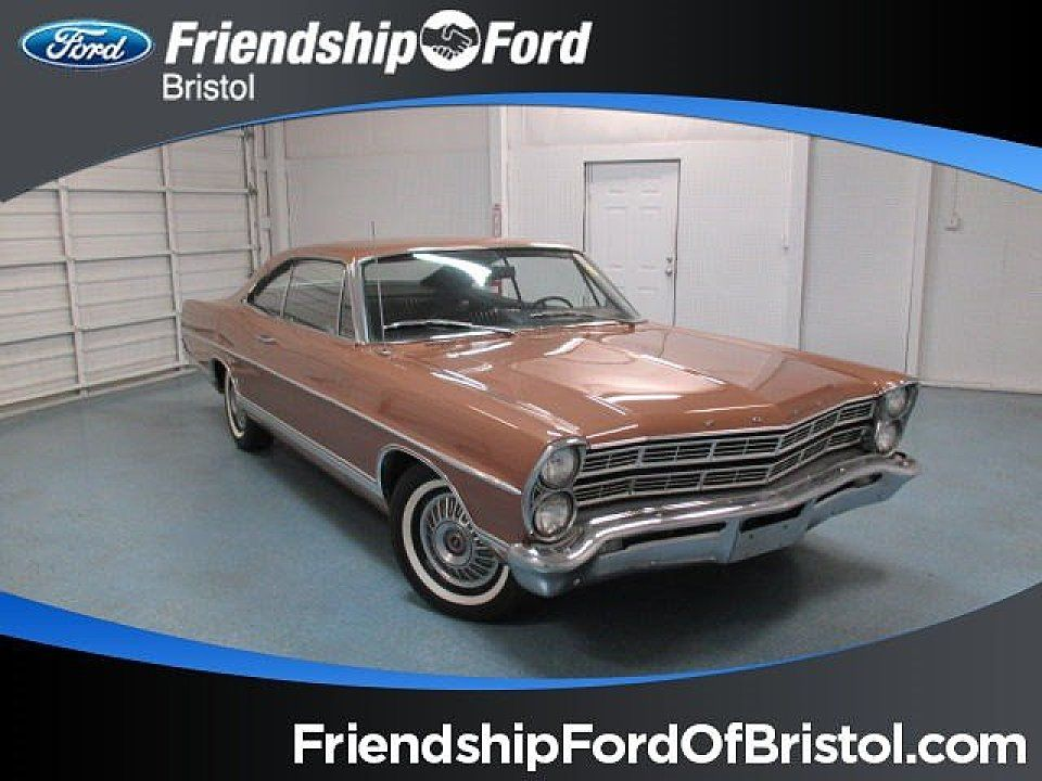 1967 Ford Galaxie for sale near Bristol, Tennessee 37620 ...