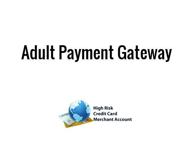 gateway Adult payment