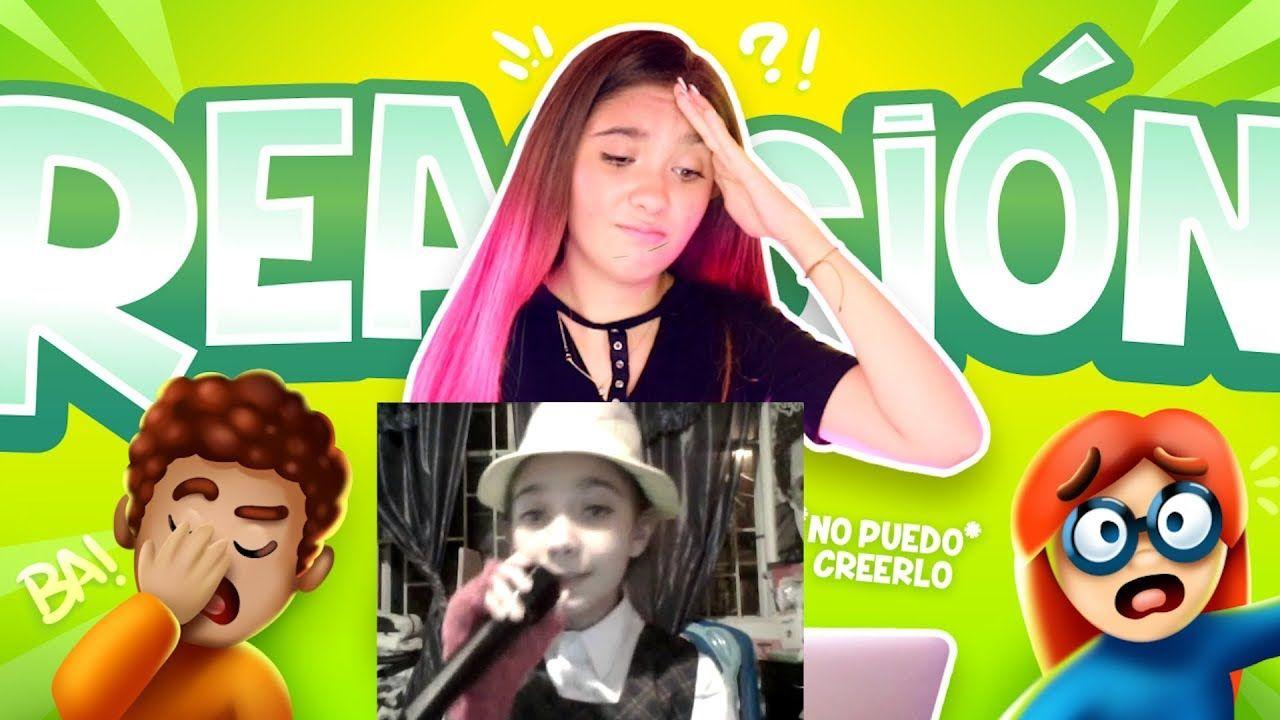 Especial De 4 Suscriptores Reaccionando A Mis Videos Antiguos Amara Amara Que Linda Linda Musical Ly