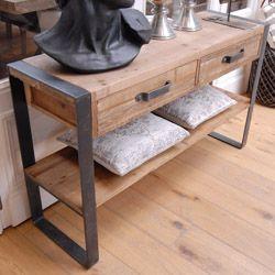 Sideboard Metall Holz Sideboard Metall Regal Metall Holz