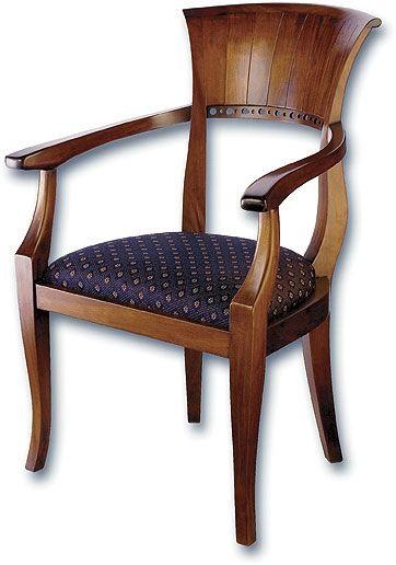 Biedermeier Armchair
