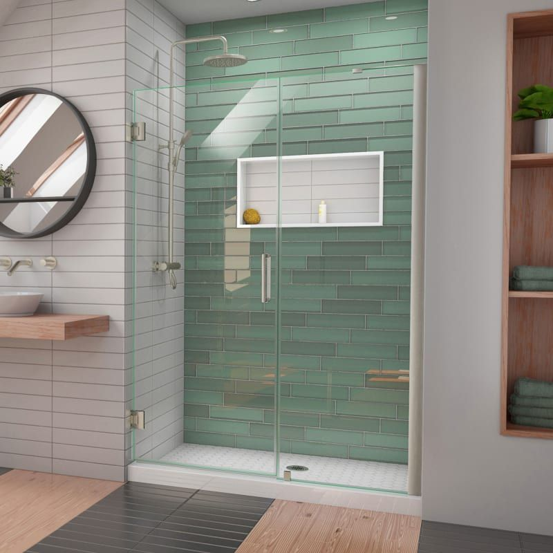 Dreamline Shdr 2051722 In 2020 Shower Doors Frameless Shower Doors Frameless Shower