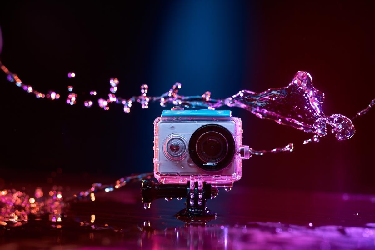 Kamera Sportowa Czyli Robimy Sportowe Zdjecia Sport Action Camera Camera Life Water Proof Case