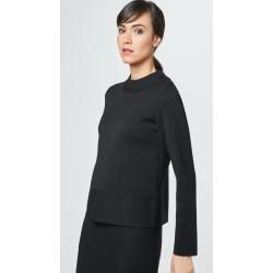 Photo of Feinstrick-Pullover in Schwarz windsorwindsor