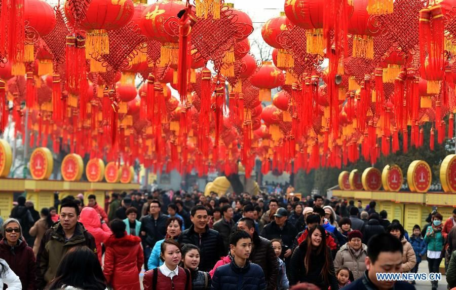 Temple Fairs The History Behind Spring Festival's Most