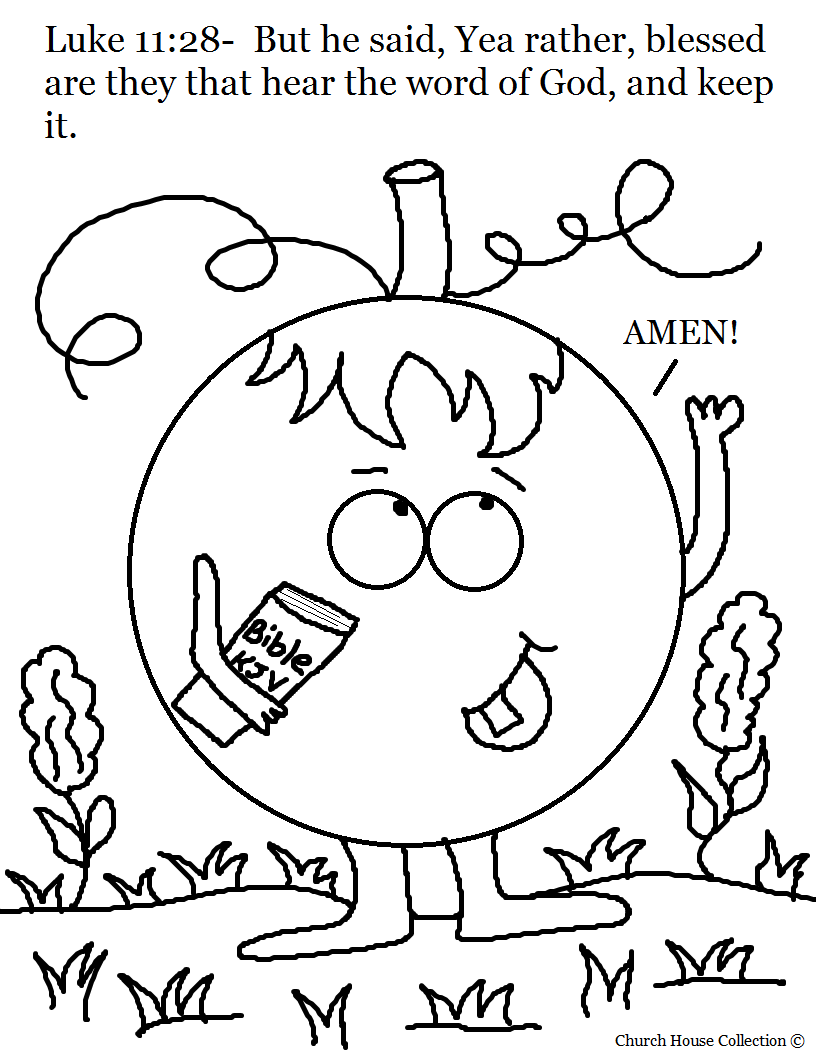 Bunch Ideas Of Printable Christian Halloween Coloring ...