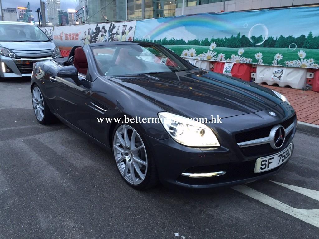 MercedesBenz SLK250 車主網 Mercedes benz