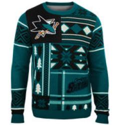 San Jose Sharks Ugly Christmas Sweaters