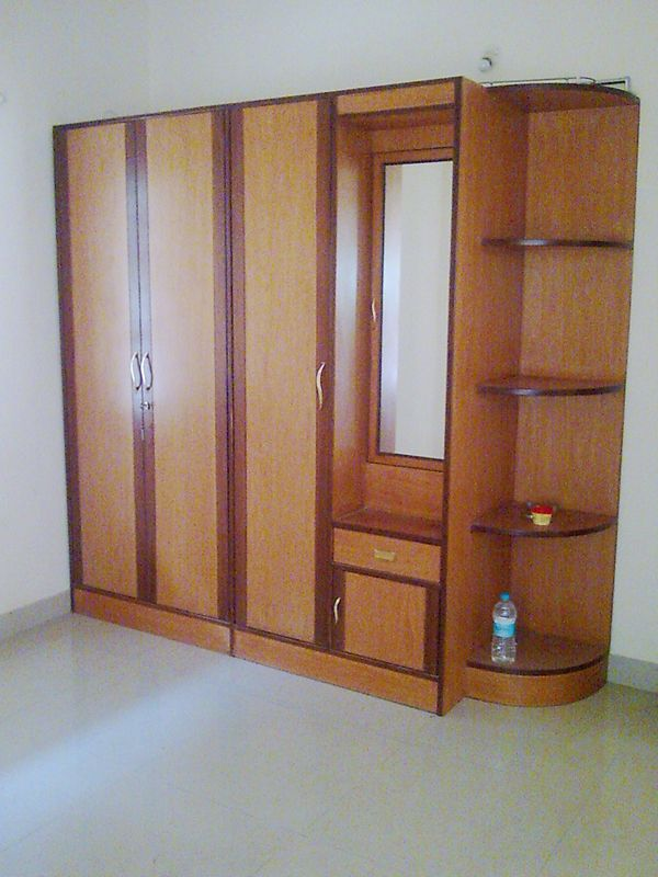Latest design of wardrobe with mirror lb1matydk mehfuza for Contemporary wardrobe designs india