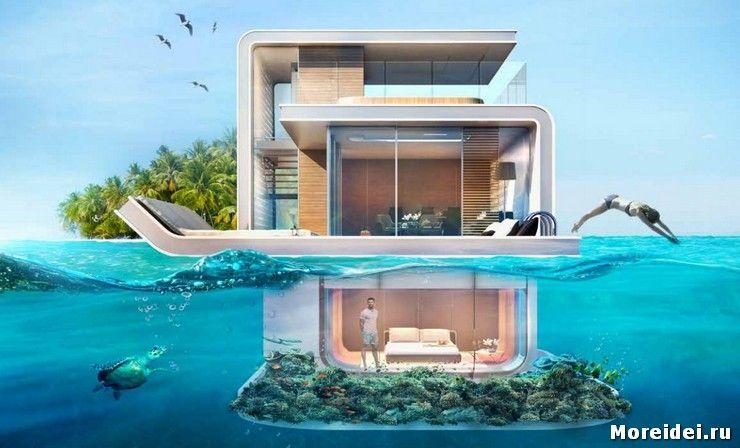 Дом в воздухе дубай у кого из депутатов недвижимость за рубежом