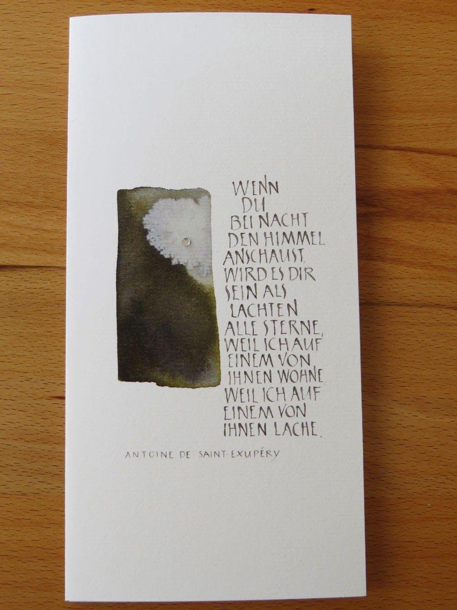 Beileidswunsche Fur Karten: Karten, Kalligraphie Und Andere Schöne Werke