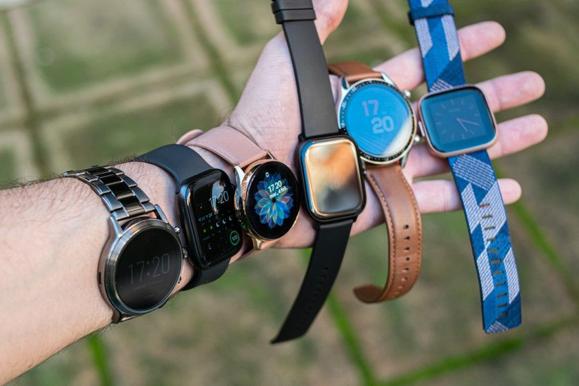 The Day I Almost Lost My Mind Analyzing Six Connected Watches The Story Of Someone Who Barel Reloj Inteligente Moviles Analizar