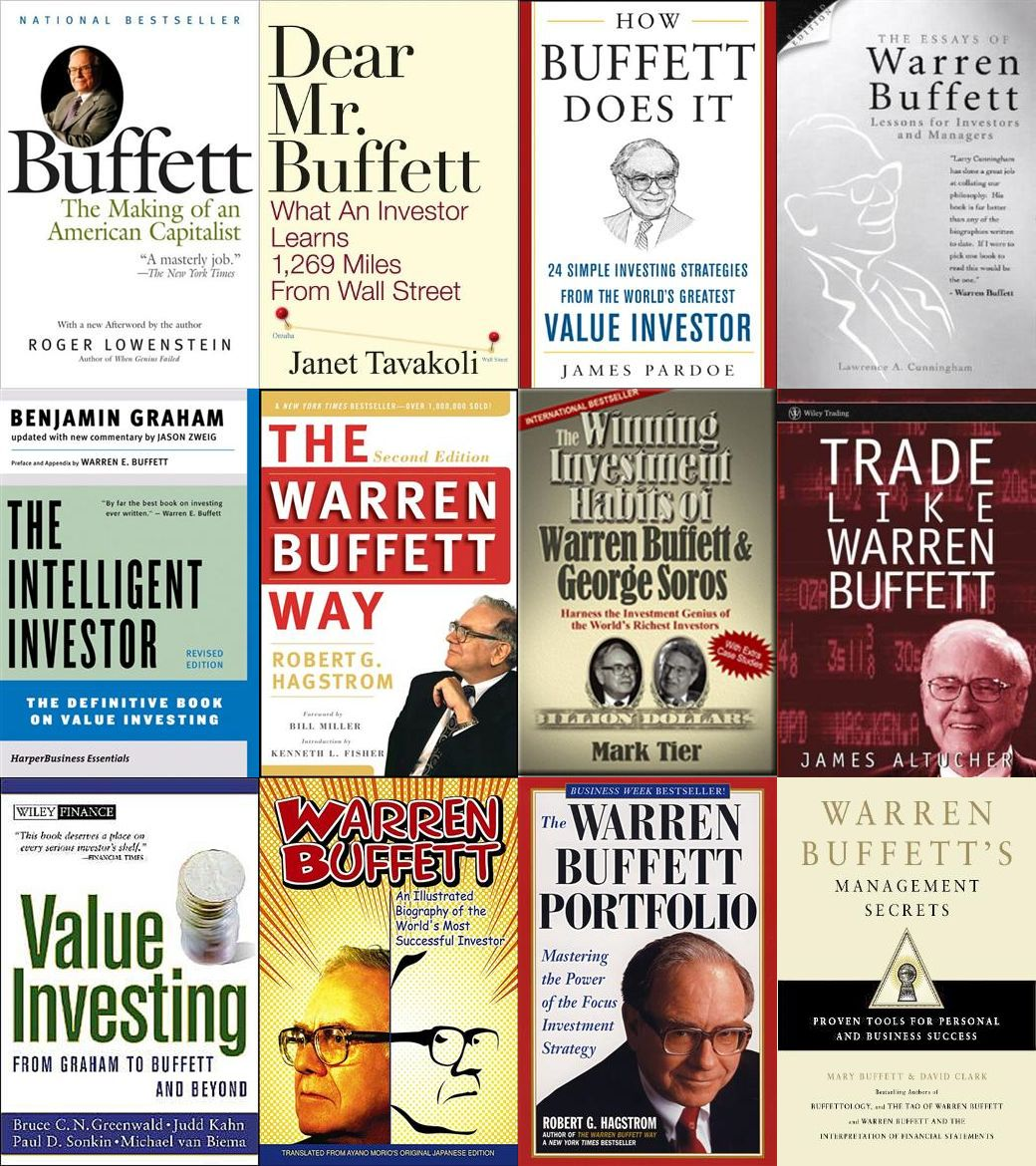 Warren Buffett books | Business | Pinterest | Warren buffett, Books and  Reading lists - Warren Buffett Books Business Pinterest Warren Buffett
