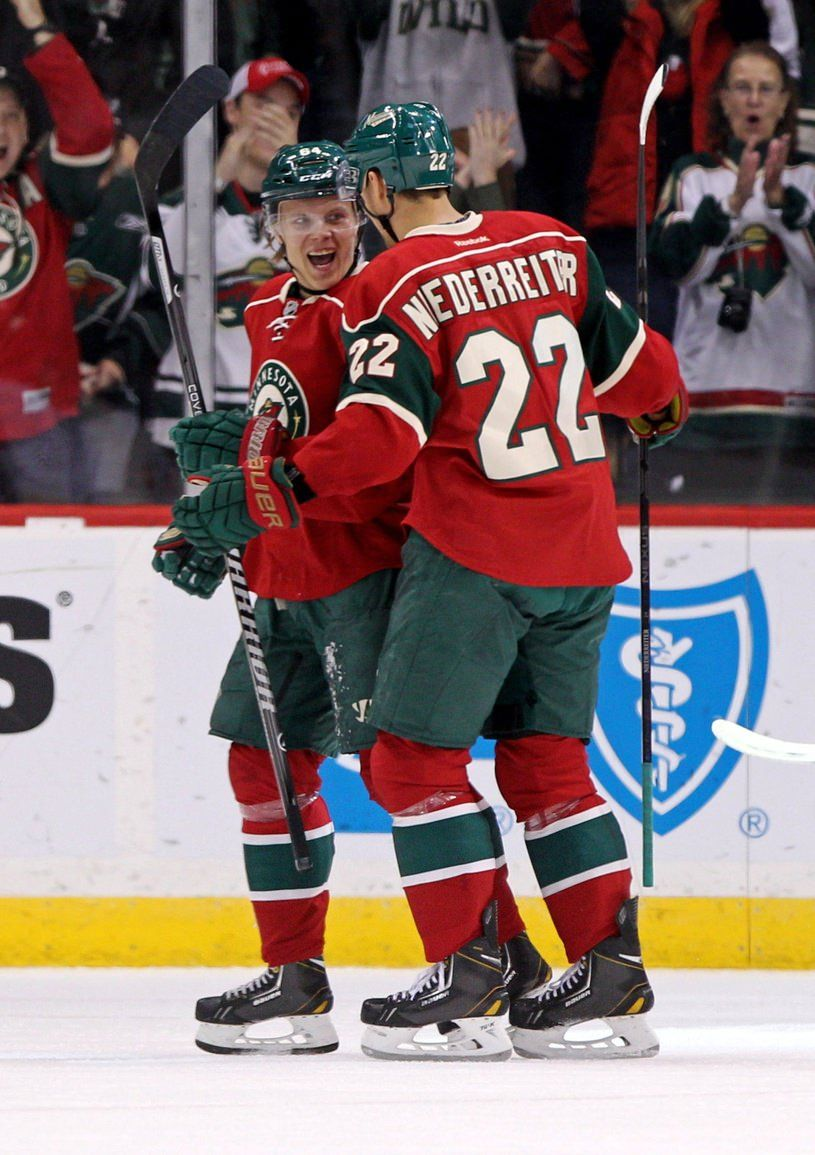 MNWild: Young Wild Forwards Impressive in Sochi - http://thehockeywriters.com/mnwild-young-wild-forwards-impressive-sochi/