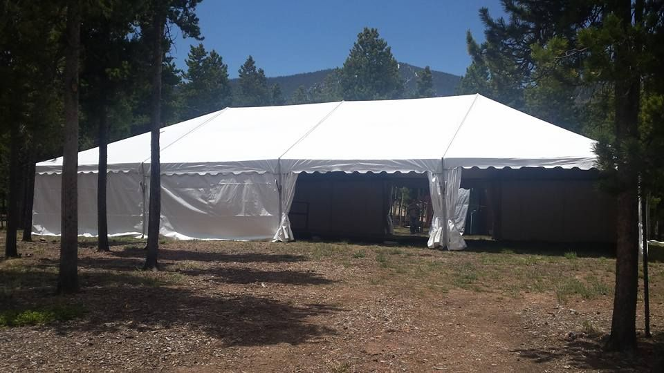 Our Unique Frame tents are both versatile and good-looking. These ...