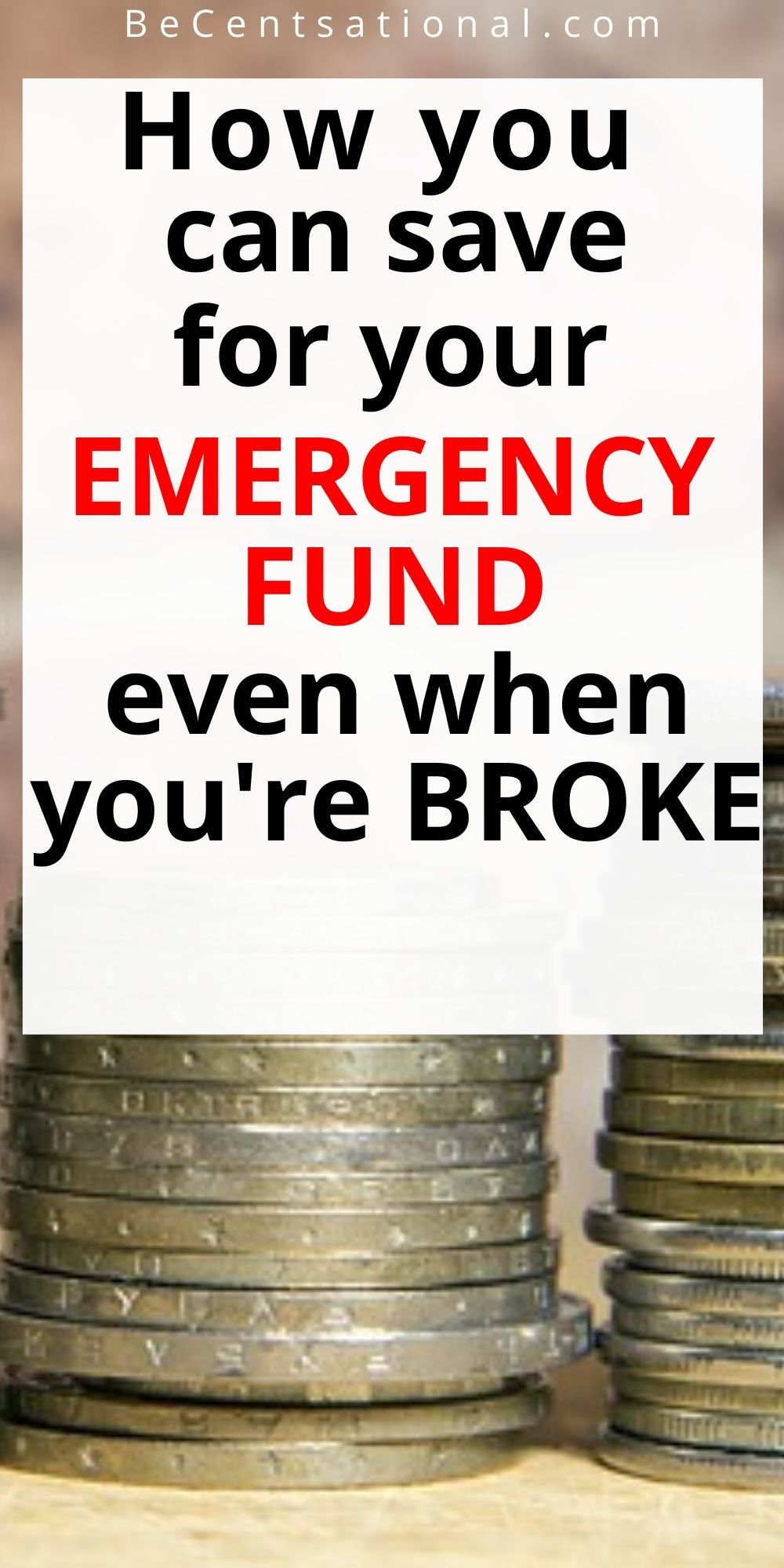 What is an Emergency Fund? Easy Tips to Start One in 2020 ...