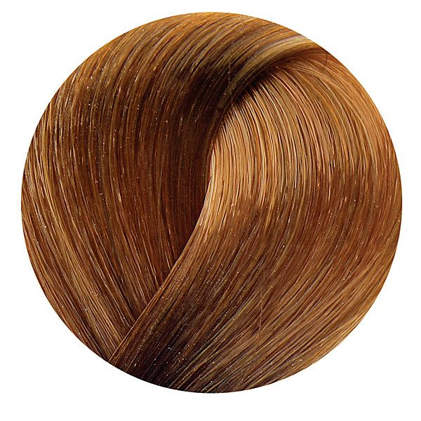 8rc Light Copper Blonde Permanent Creme Hair Color With Images