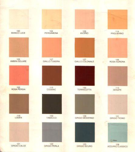 Pittura murale super lavabile al quarzo per esterni lt 15 - Colori per esterni case ...