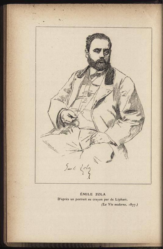 Zola en images : 280 illustrations : portraits,...