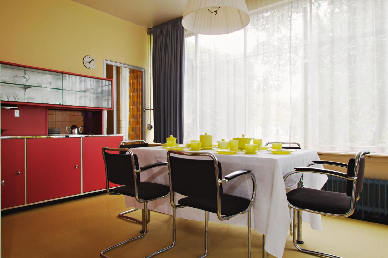 Eetkamer huis sonneveld kitchen rotterdam