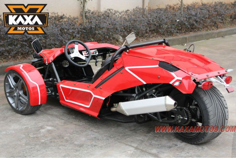 250cc ZTR Trike | Projects | Trike motorcycle, Reverse trike