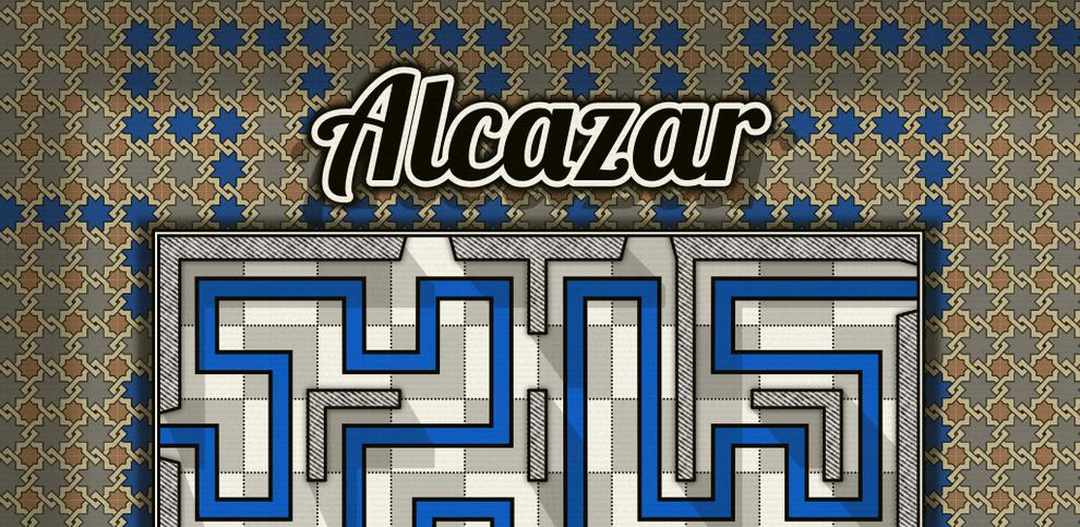 Alcazar (iOS) • ⭐️⭐️⭐️⭐️⭐️ • Someone suggested that