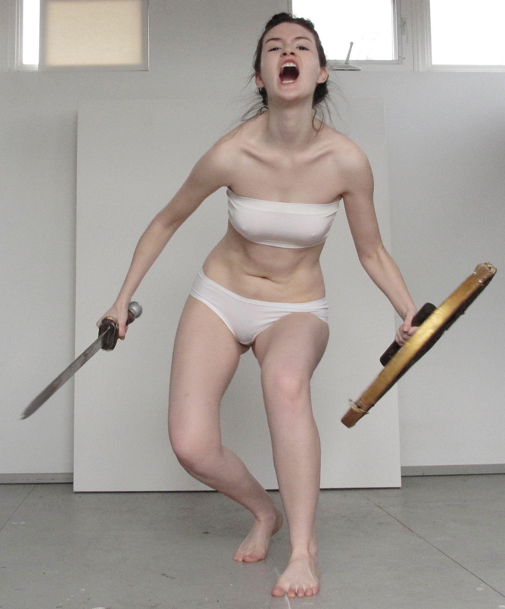 Celeb Study The Nude Female Anatomy Photos
