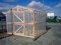 Free Greenhouse Plans - Build your own using these plans.