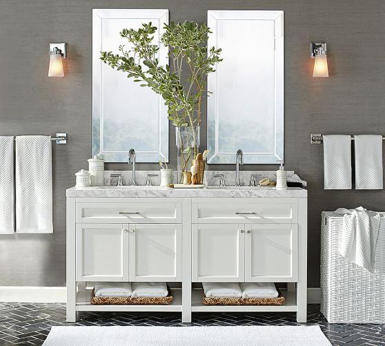 Piedmont Double Sink Vanity