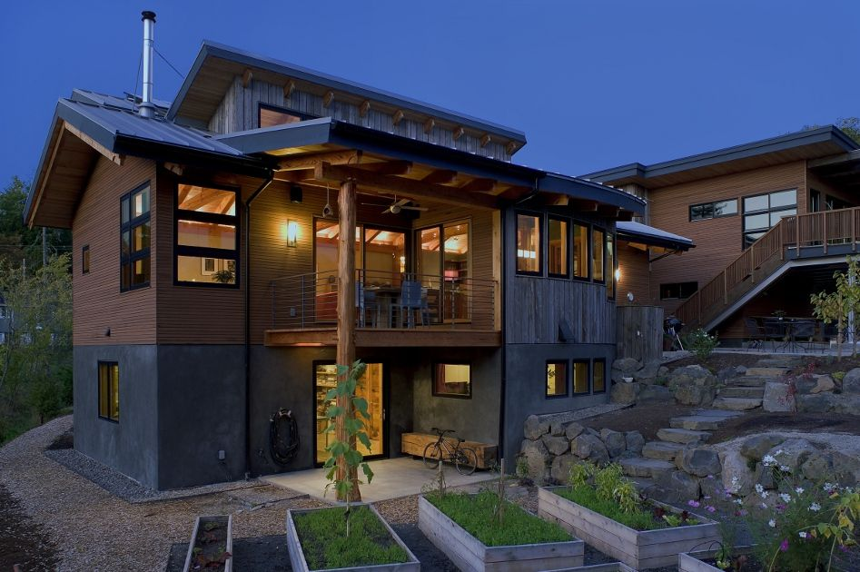 New Energy Works_Portland OR_Fine Homebuilding\'s Home of the Year ...