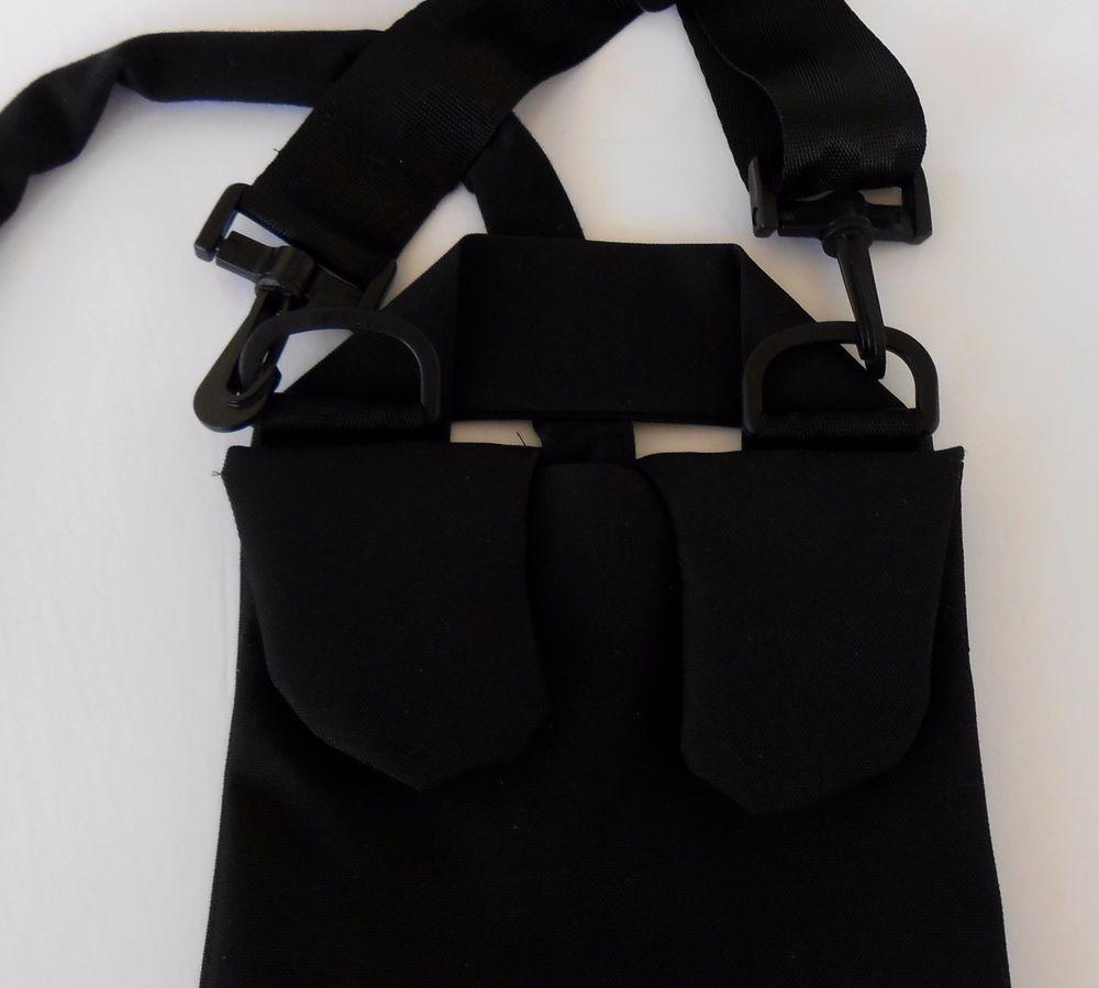 Nephrostomy Waist Shoulder Traveler Catheter Cover Leg Bag Ostomy Pouch Holder Handmade