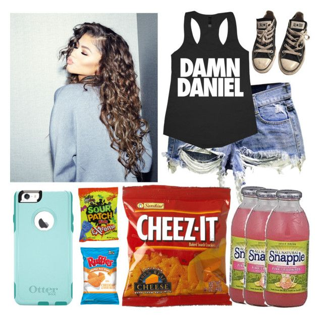 """""""Apparently I'm going on an adventure -Alexa"""" by teenage-rxjxct ❤ liked on Polyvore featuring Coleman, Converse, OtterBox and FRUIT"""