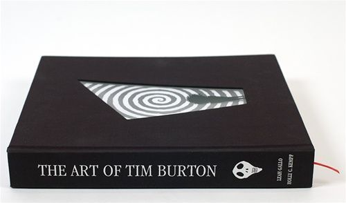 The Art of Tim Burton. This is by far one the best, most inspirational books I own. A definite must for any Burton Fan.: