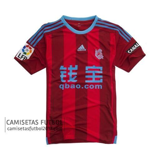 camisetas de futbol Real Sociedad en venta