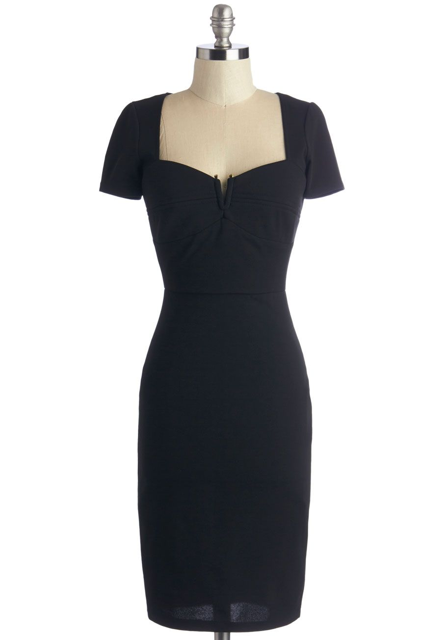 All for stun dress in black you make a statement as soon as you