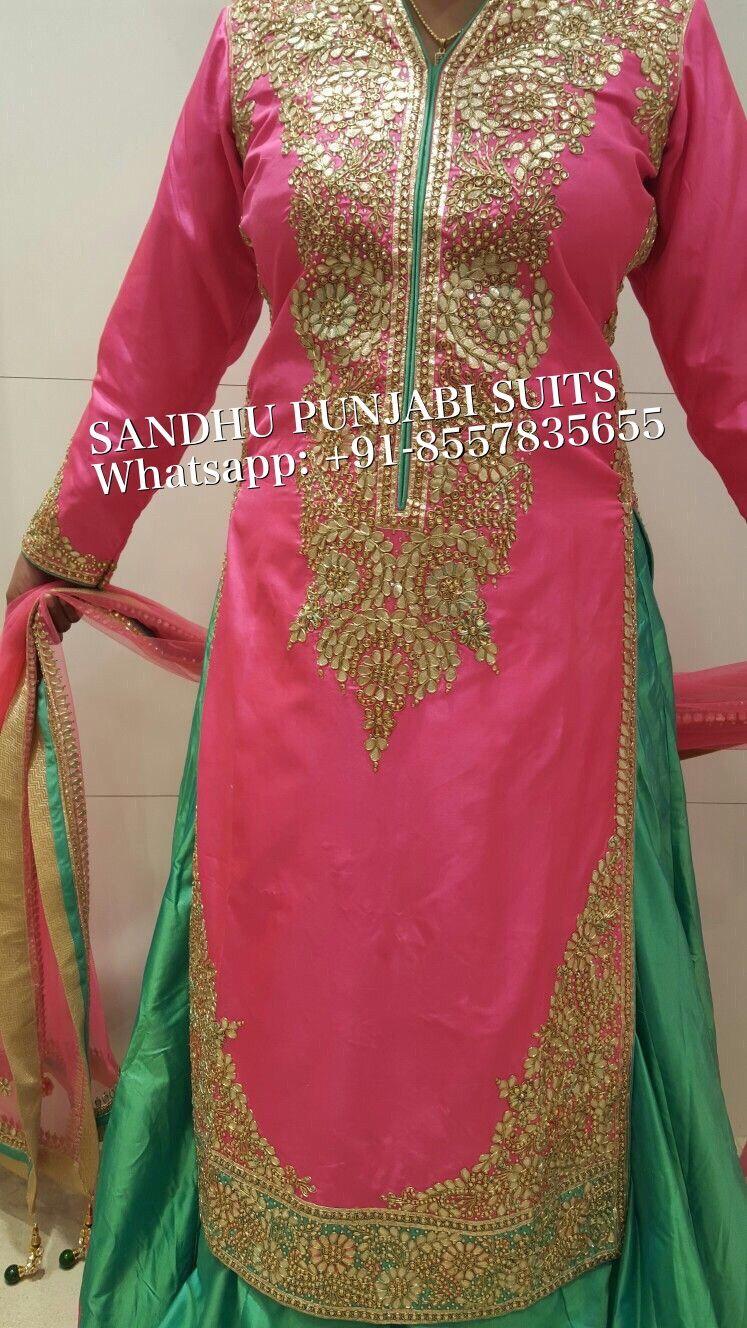 Pin de Sandhu boutique phagwara en Sandhu punjabi suits   Pinterest