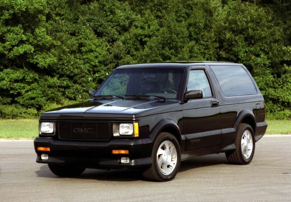 Gmc Typhoon 1992 93 Gmc Trucks Trucks Gmc